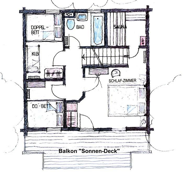almh tte mit wellness impressionen. Black Bedroom Furniture Sets. Home Design Ideas